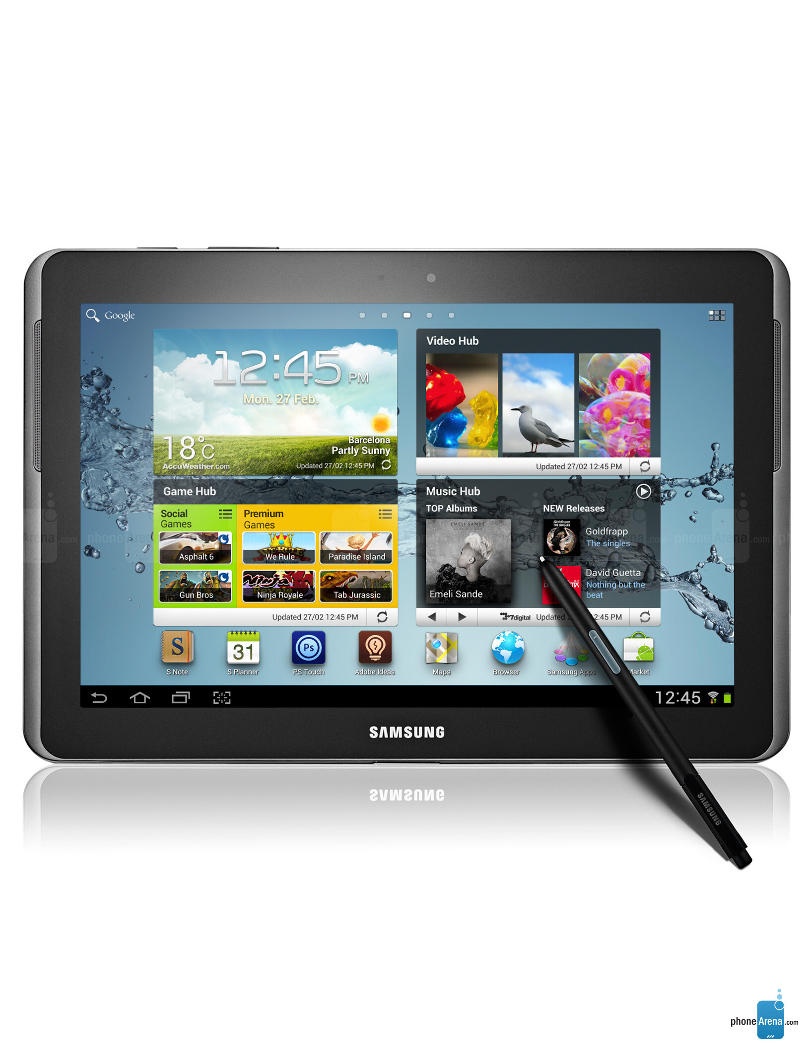 galaxy tab a instruction manual