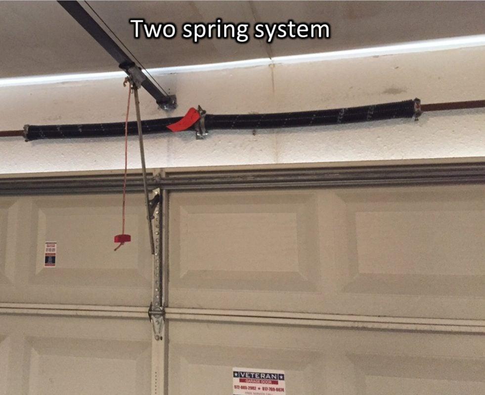 garage door torsion spring installation instructions