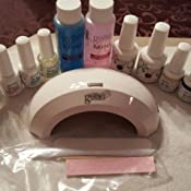 gelish complete starter kit instructions