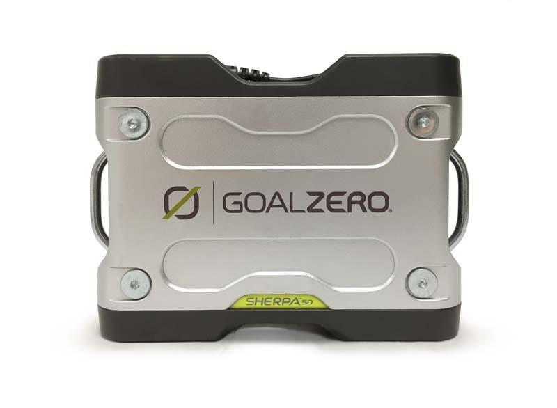 goal zero battery pack instructions
