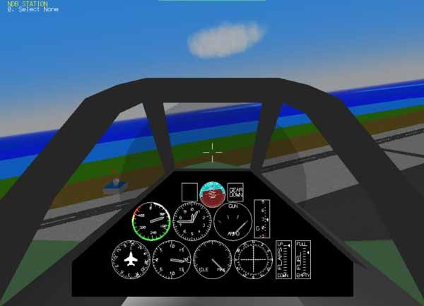 google flight simulator instructions