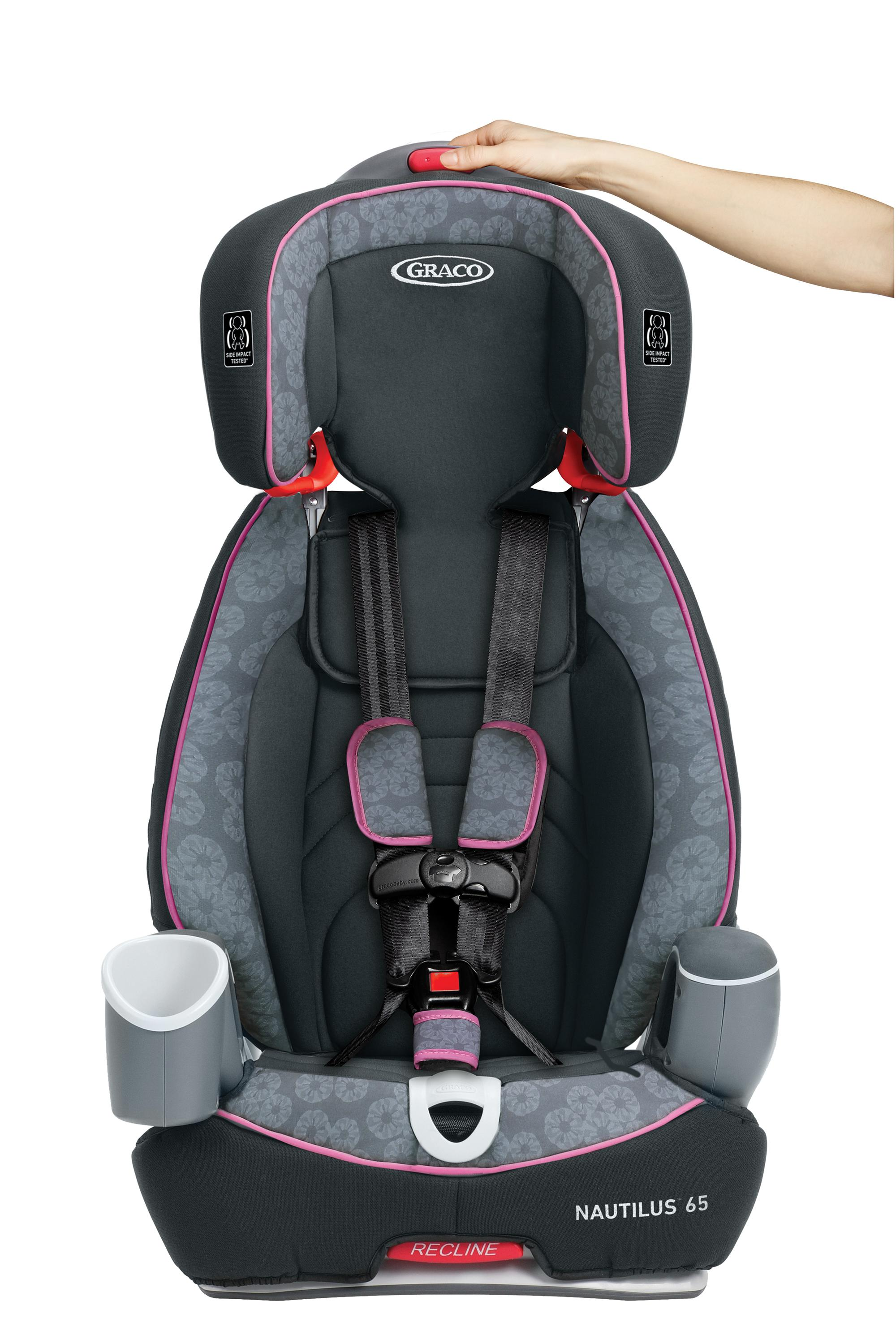 graco child seat instructions