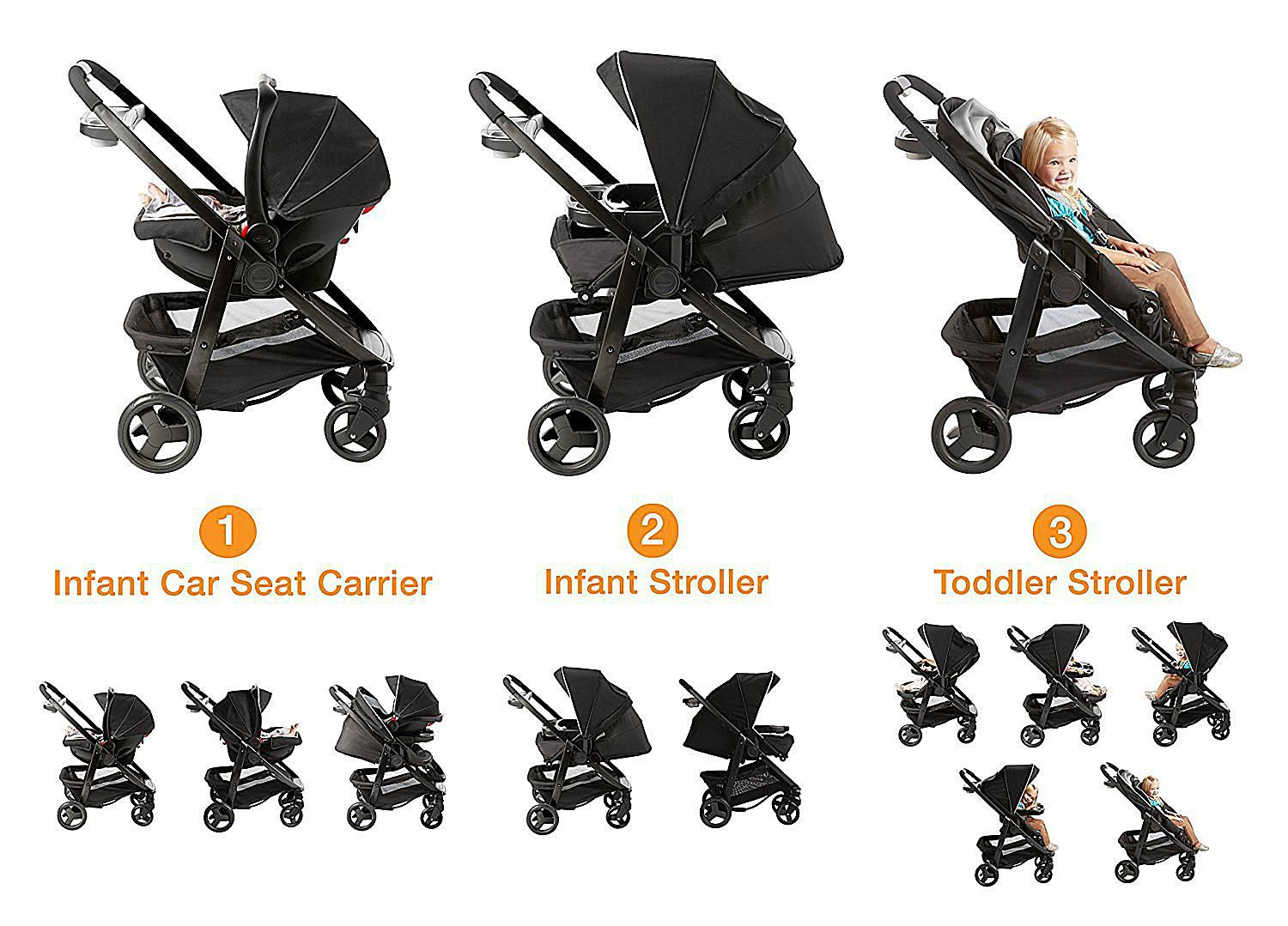 graco modes click connect travel system instructions