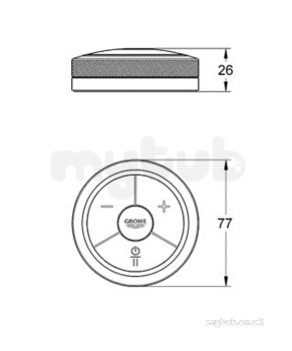 grohe digital shower grohtherm wireless instructions