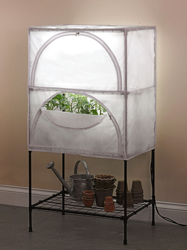 grow light garden instructions