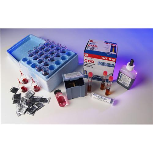 hach test kit instructions