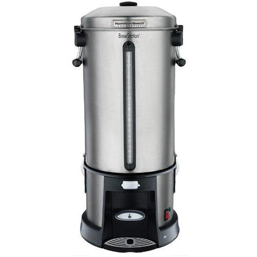 hamilton beach 40 cup coffee urn instructions