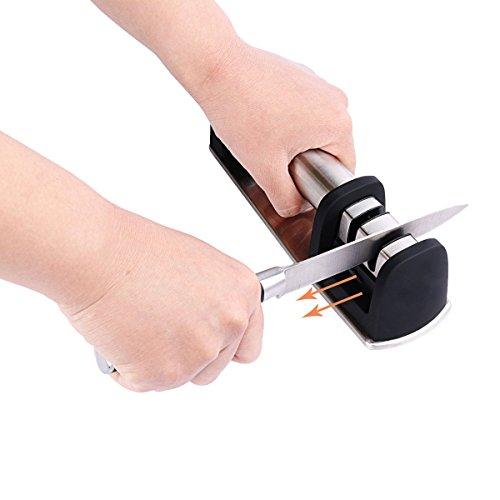 handheld knife sharpener instructions