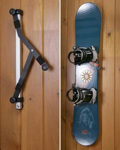 hangtime snowboard wall mount instructions
