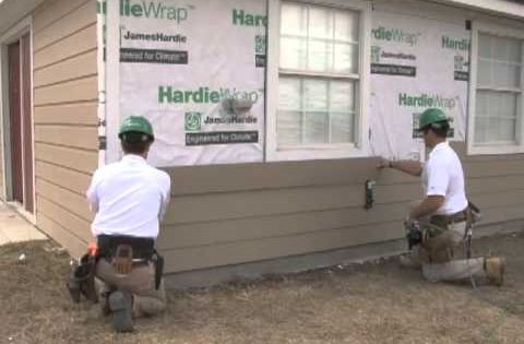 hardie board siding installation instructions