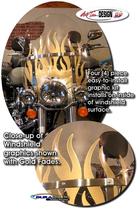 harley davidson windshield installation instructions