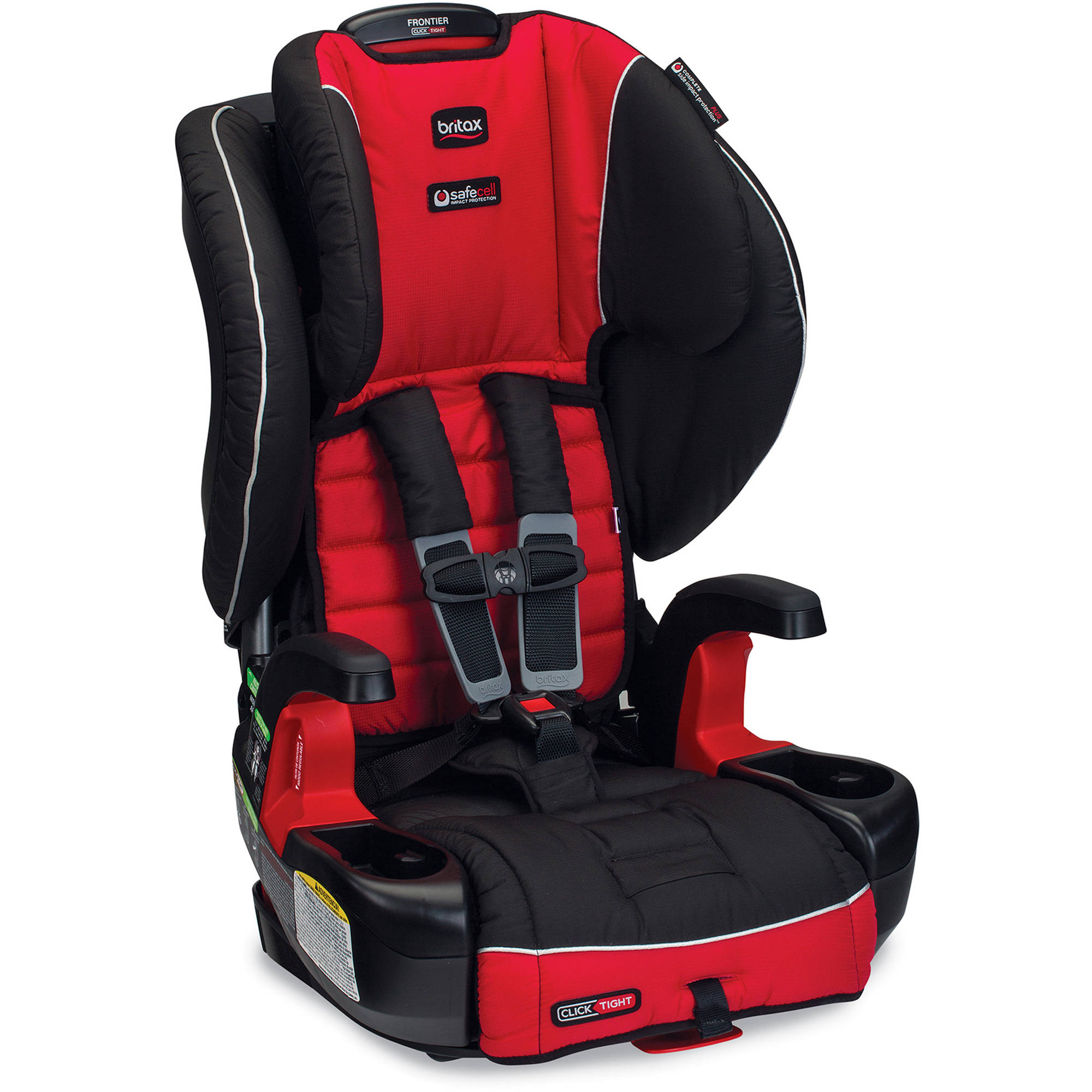 harmony backless booster seat instructions