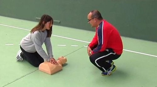 heart attack cpr instructions