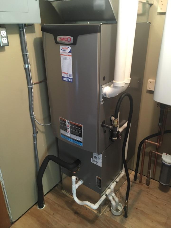 high efficiency furnace installation instructions