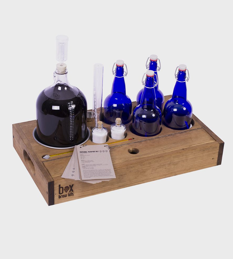 home brew kit instructions