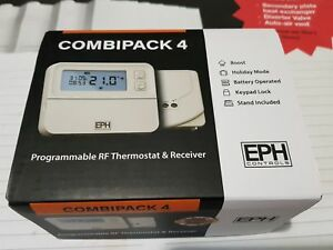 honeywell rf thermostat instructions