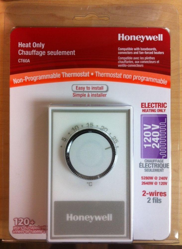 honeywell thermostatic valve instructions