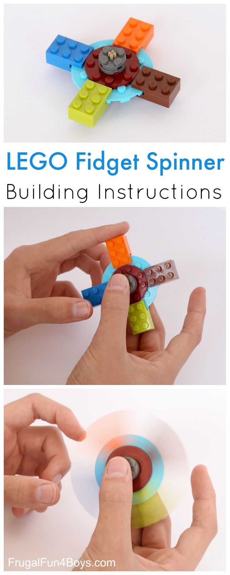 how to build a lego tractor instructions