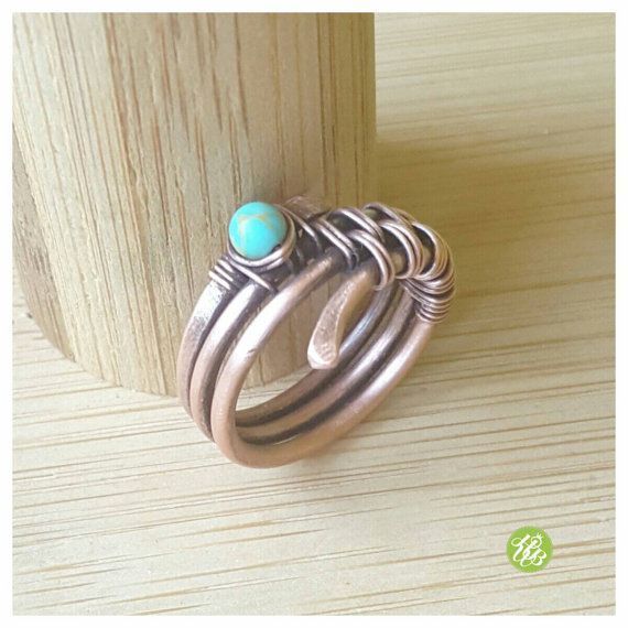 how to make a wire ring instructions