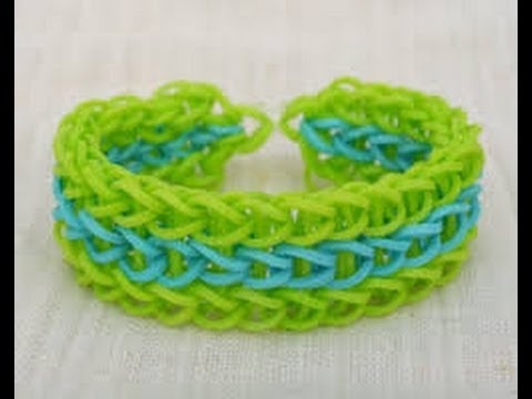 how to make loom bands step by step instructions