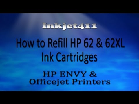hp 61 color ink cartridge refill instructions