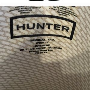 hunter boot buckle instructions