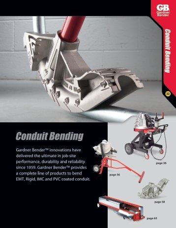 ideal conduit bender instructions