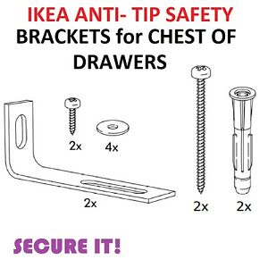 ikea safety strap instructions