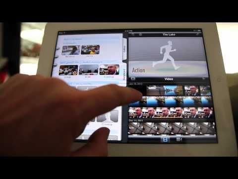imovie instructions for ipad