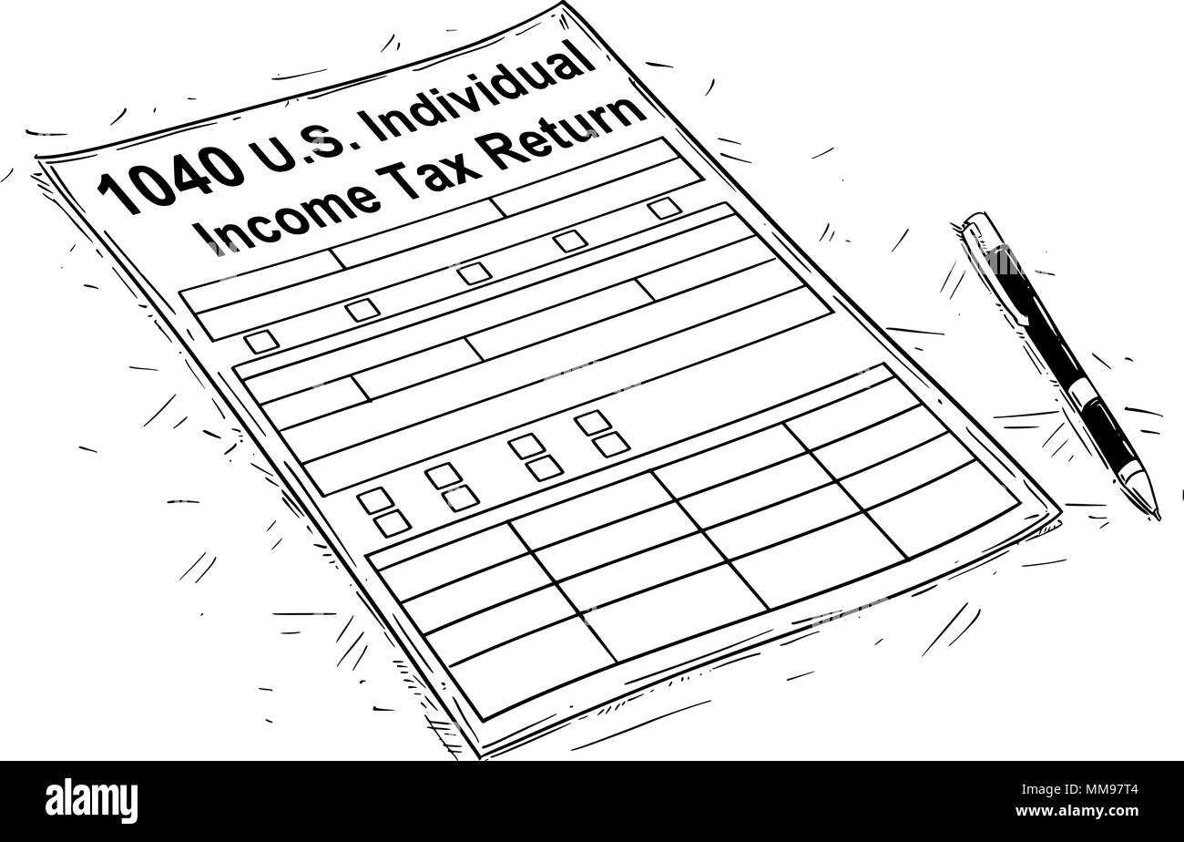 income tax 1040 instructions