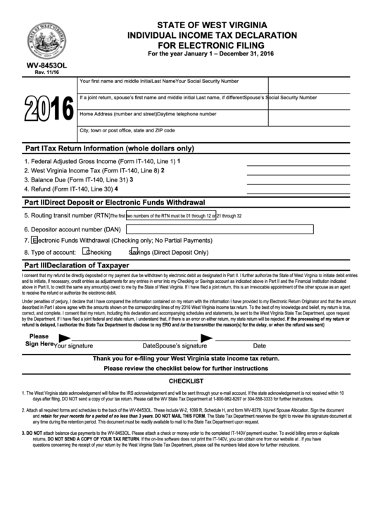 individual tax return instructions 2016