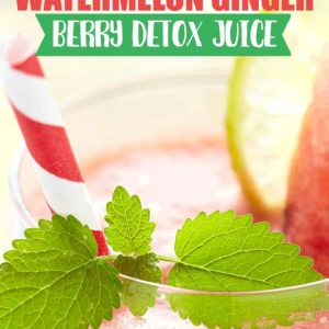 instructions for watermelon detox