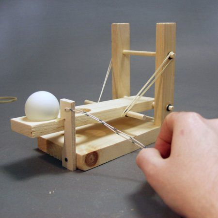 instructions to make a catapult
