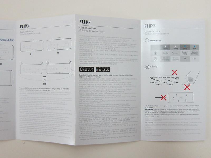 jbl flip 4 instructions