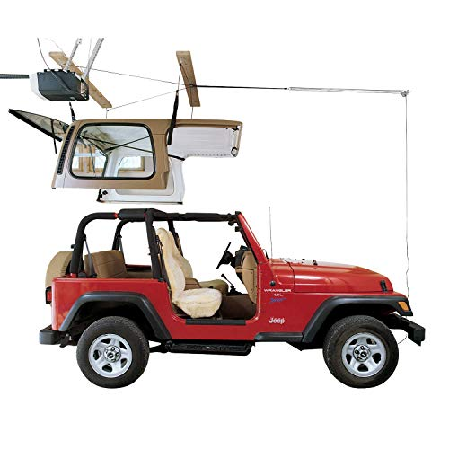 jeep wrangler hard top removal instructions