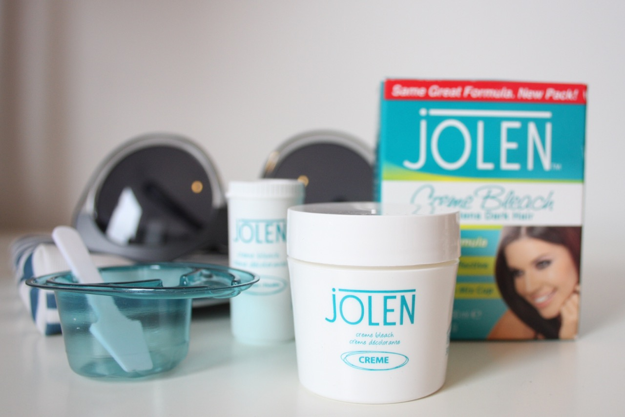 jolen creme bleach instructions use