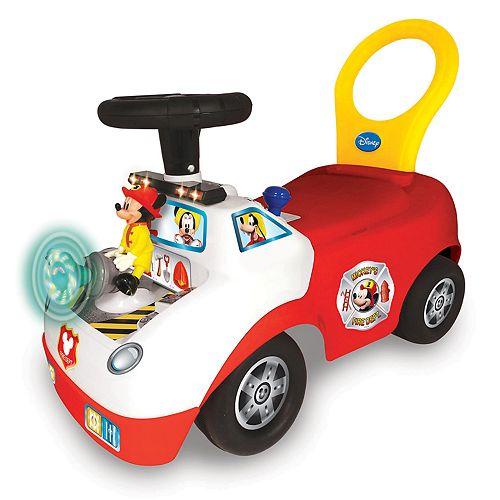 kiddieland ride on instructions