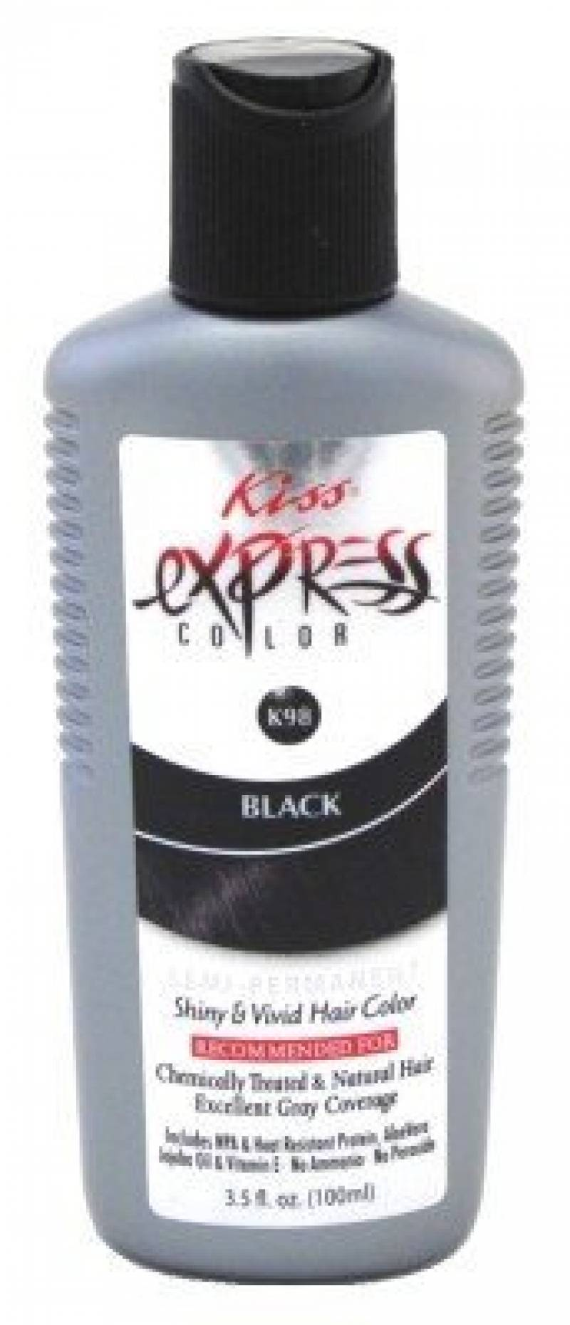 kiss express hair color instructions