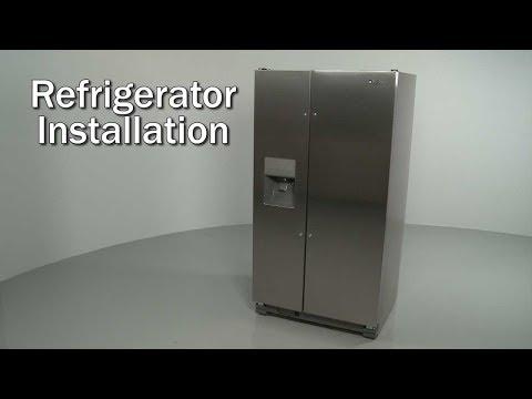 kitchenaid double oven installation instructions