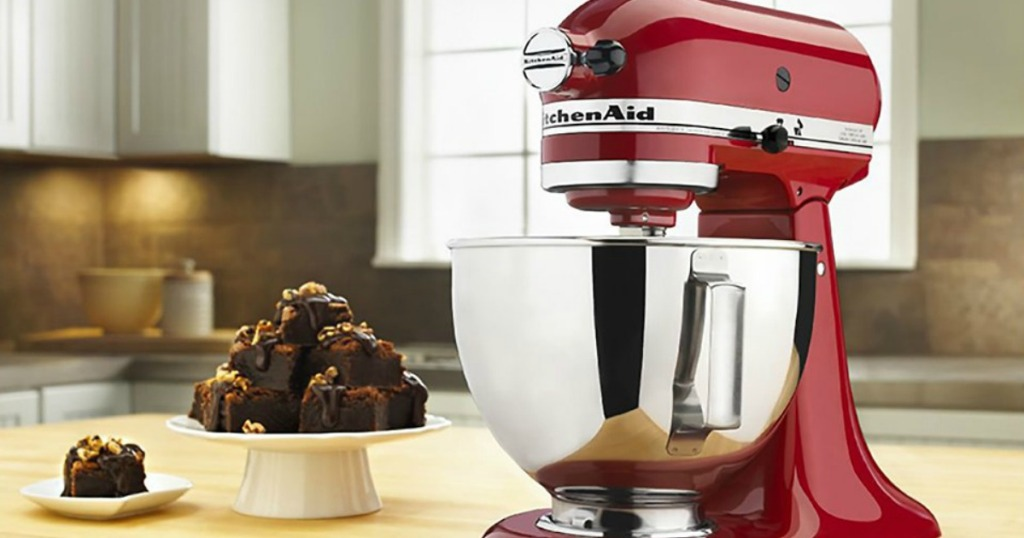 kitchenaid stand mixer attachments instructions