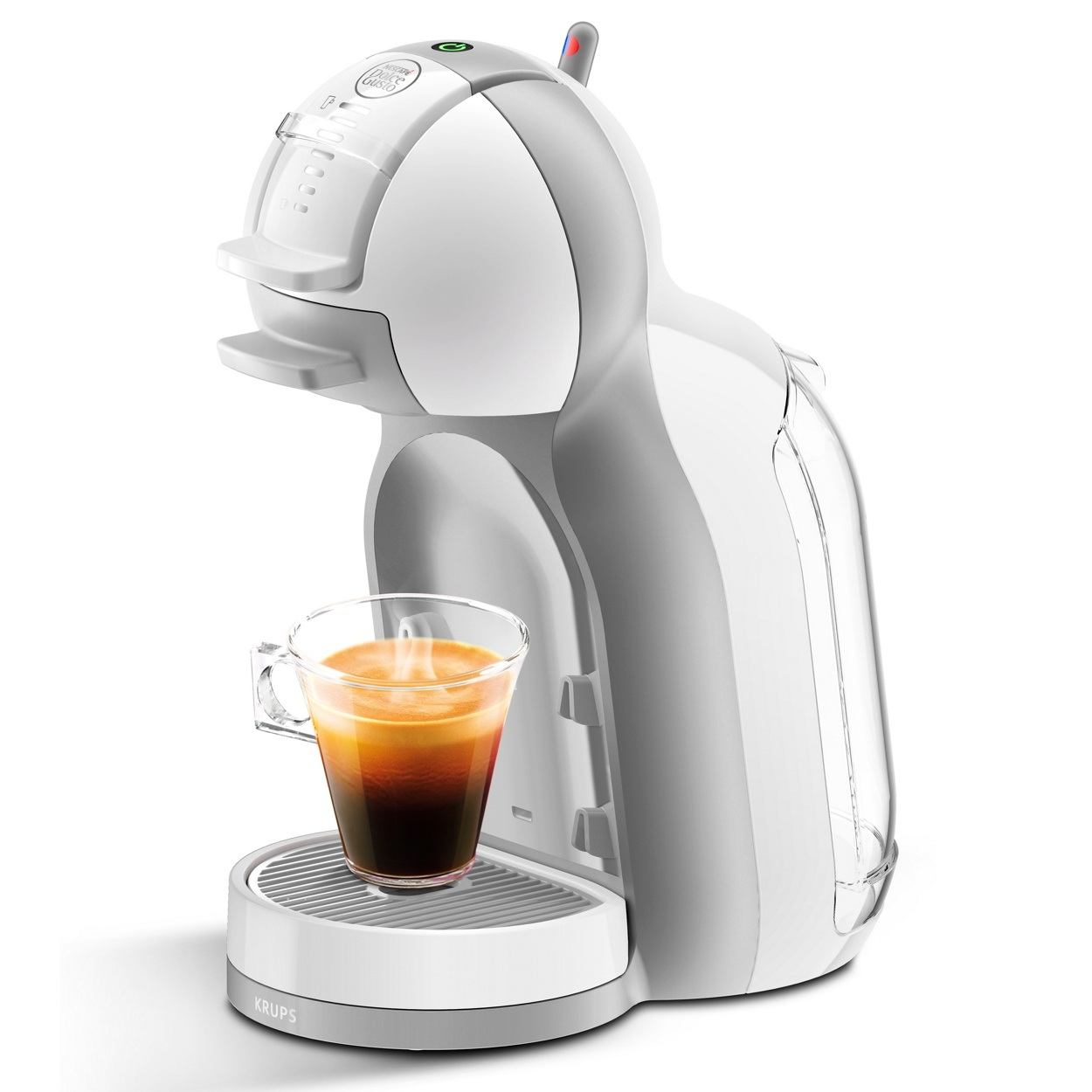krups espresso and coffee machine instructions
