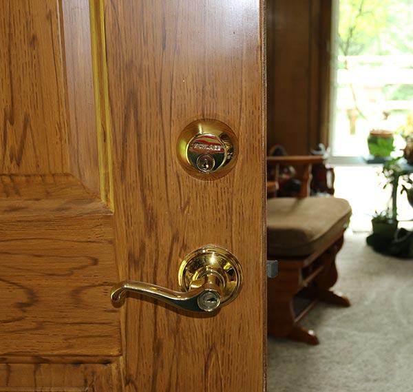kwikset lock installation instructions