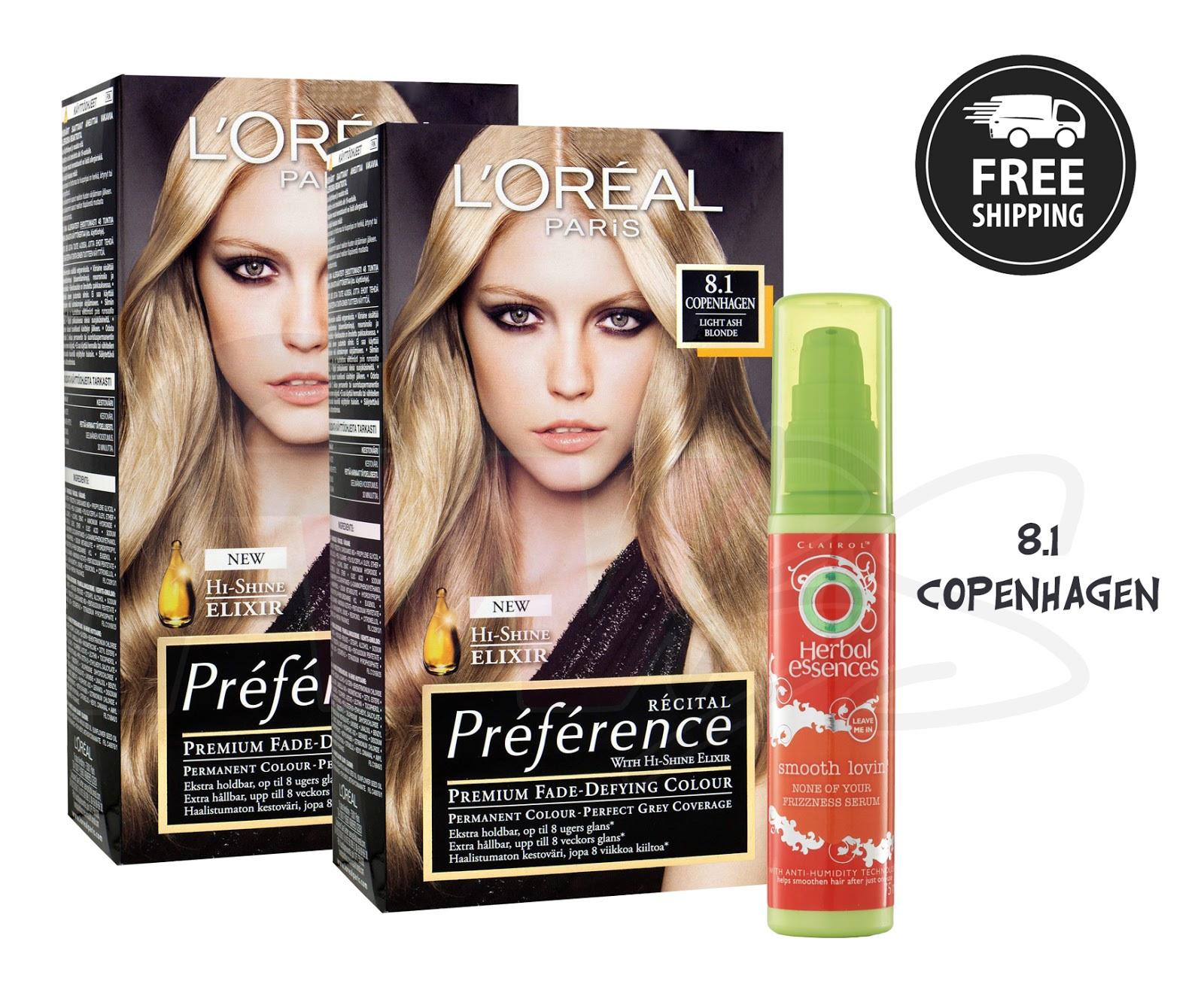 l oreal preference infinia instructions
