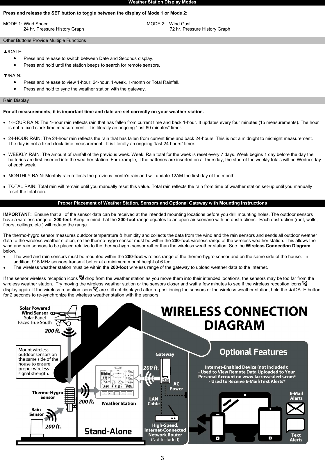 lacrossetechnology com w86111 instructions