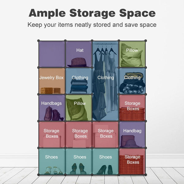 langria storage cubes instructions