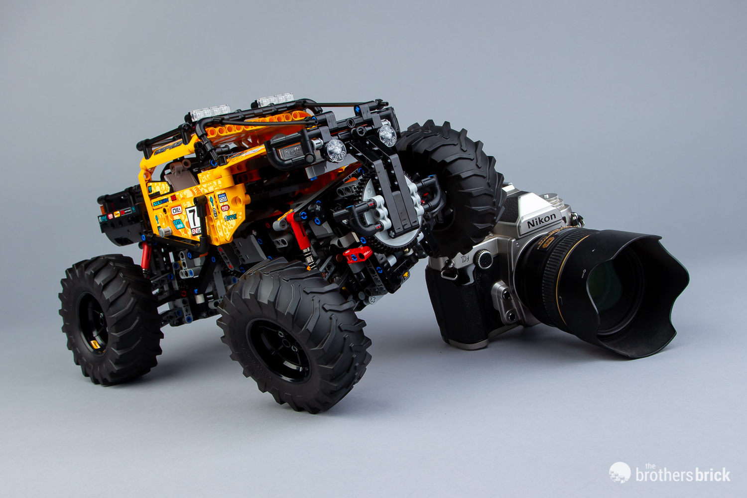 lego 4x4 off roader instructions