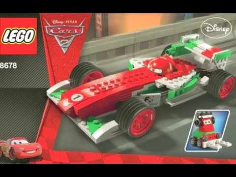 lego cars 2 mater instructions