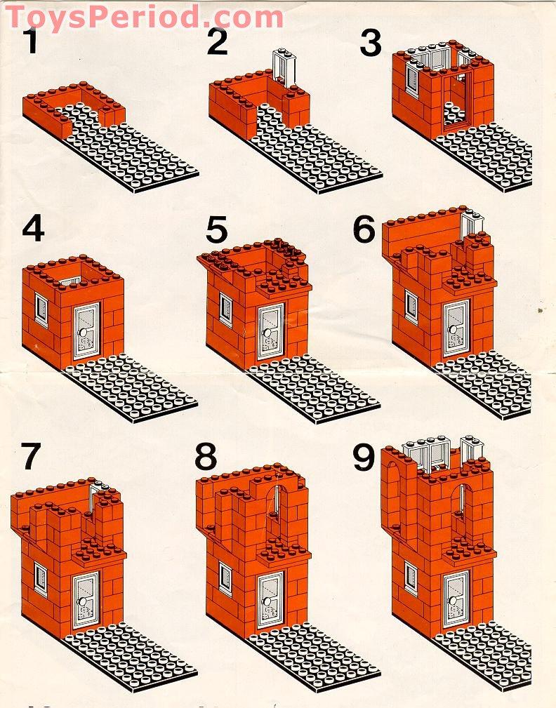 lego coast guard instructions
