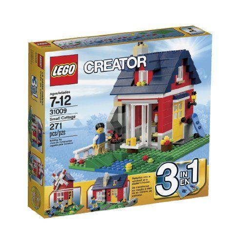 lego creator lighthouse instructions