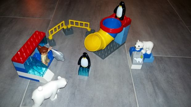 lego duplo 5633 polar zoo instructions